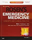 img - for Rosen's Emergency Medicine - Concepts and Clinical Practice, 2-Volume Set: Expert Consult Premium Edition - Enhanced Online Features and Print, 7e by John Marx MD (2009-09-10) book / textbook / text book