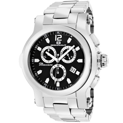 xl silver mens watch - 9