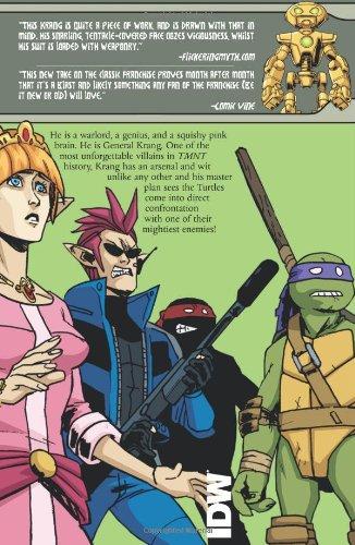 Teenage Mutant Ninja Turtles Volume 5: Krang War: Amazon.es ...