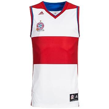 adidas FC Bayern München - Camiseta Baloncesto Jersey ah7826 ...