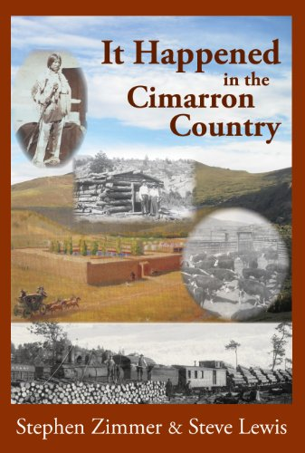 It Happened in the Cimarron Country