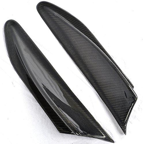 (Bospeed FAFT-Toy-001 Carbon Fiber Fender Aero Fin Trim Fit For Toyota GT86 FT86 Scion FRS Subaru BRZ)