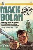 Renegade Agent, Don Pendleton, 0373610475