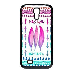 Generic Case Hakuna Matata For Samsung Galaxy S4 I9500 676T6Y8076