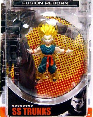 Dragon Ball Z Fusion Reborn SS Trunks Action Figure (Ss Trunks)