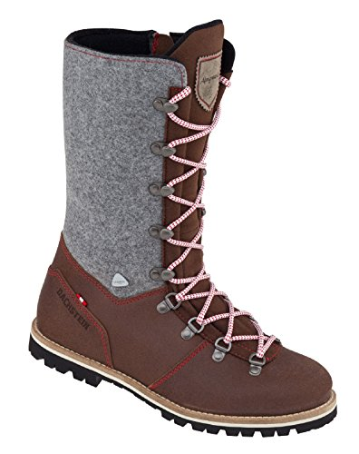 Dachstein Traudi Dark Brown/Grey, 5059 dark brown/ grey, 38,5 5059 dark brown/ grey