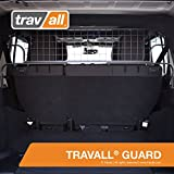 Travall Guard for JEEP Wrangler Unlimited (2006-2017) TDG1536 - Removable Steel Pet Barrier