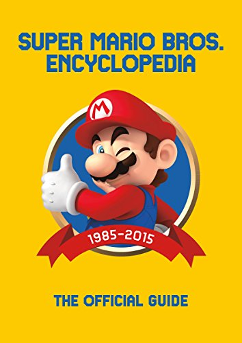 Super Mario Encyclopedia cover