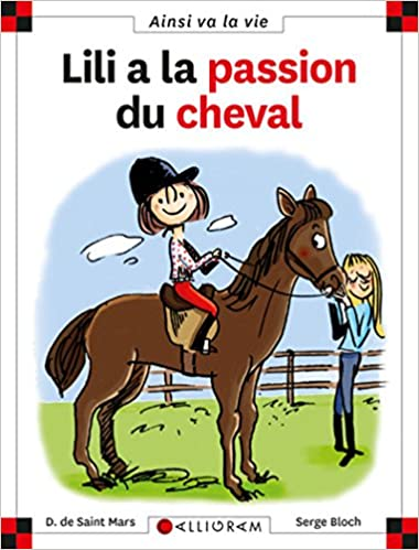 Lili A La Passion Du Cheval Tome 92 92 Amazon Fr