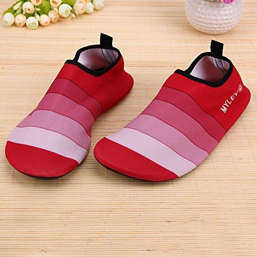 Beach Beach Men Shoes Sikiwind Summer Water Lightweight Sandals Women Outdoor Sport Red Shoes xpTAwA