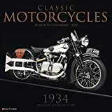 Classic Motorcycles 2020 Calendar