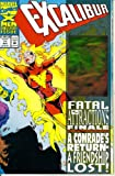 Excalibur #71 : Crossing Swords (Fatal Attractions - Marvel Comics)