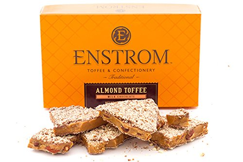 ALMOND TOFFEE – CHOCOLATE