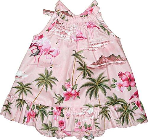 hawaiian baby girl dresses - 1