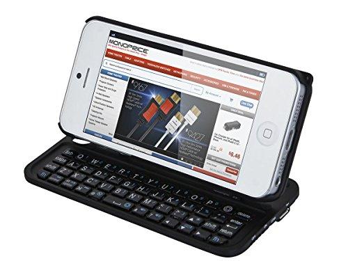 Monoprice Bluetooth Pocket Keyboard iPhone