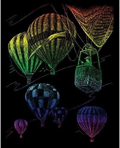 Royal /& Langnickel color plateado L/ámina para grabado 20,3 x 25,4 cm dise/ño de grifo