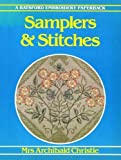 Samplers and Stitches, Grace Christie, 0713447966