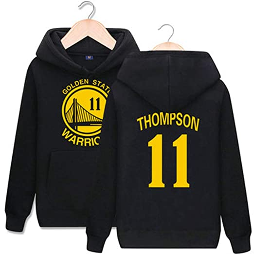 YDYL-LI Suéter De Baloncesto Klay Thompson # 11 Golden State ...