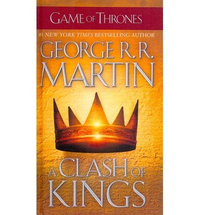 [ A Clash of Kings BY Martin, George R. R. ( Author ) ] { Hardcover } 2000