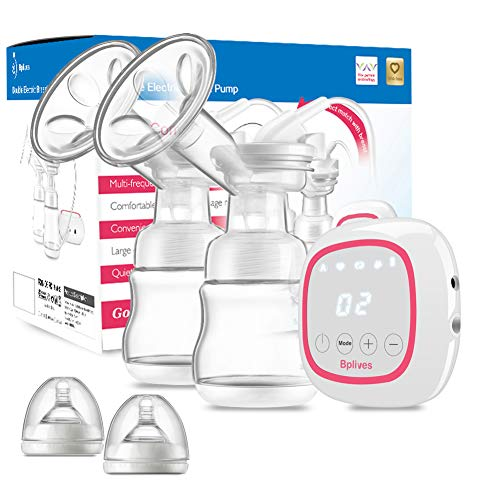 Electric Double Breastfeeding Pump
