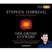 Der große Entwurf: Eine neue Erklärung des Universums (Ungekürzte Lesung auf 1 MP3-CD mit Booklet und 324 Minuten)