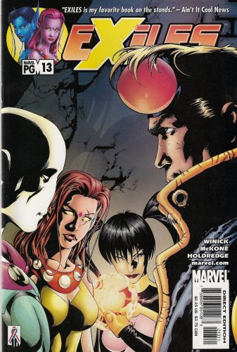 Download Exiles 13 (Another Rooster in the Hen House, Volume 1 number 13) PDF