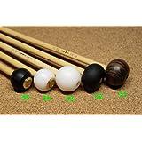 PLAY WOOD Keyboard Mallet Orchestra Series XG 安江佐和子プロデュース 木琴・鉄琴用マレット (XG-33 シロフォン・グロッケン)