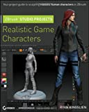 ZBrush Studio Projects: Realistic Game Characters, Ryan Kingslien, 047087256X