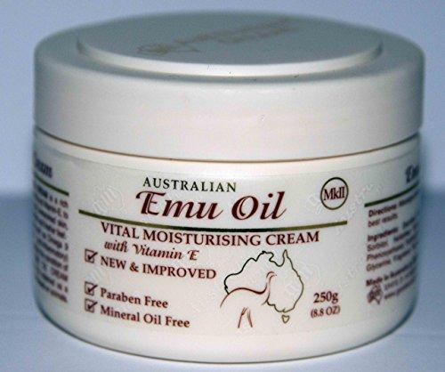 Australian Creams Emu Oil Cream MkII (Emu Oil Moisturizer)