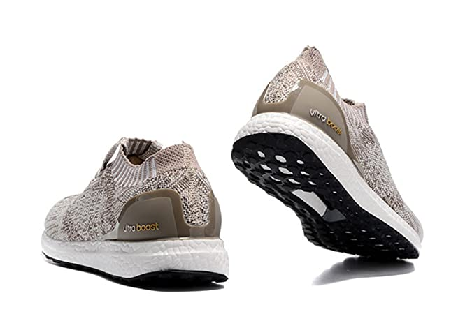 57adfff2c1430 DODOC Ultra Boost Uncaged Couple Summer New Woman White Shoes Sports ...