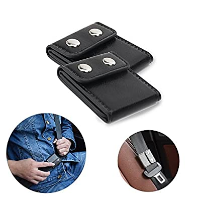 Seatbelt Adjuster,Comfort Auto Shoulder Neck Strap Positioner Locking Clip Protector: Baby