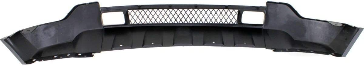 Textured Dark Gray Front Lower Bumper Cover for 2011 2012 2013 Jeep Grand Cherokee 11 12 13 CH1095118 BUMPERS THAT DELIVER