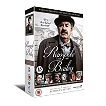 Rumpole Of The Bailey: The Complete ITV/BBC Series - Seasons 1, 2, 3, 4, 5, 6 & 7 Collection