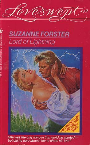 book cover of Lord of Lightning