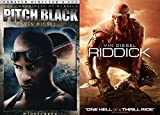 The Chronicles of Riddick 2-Pack - Pitch Black (Unrated Director's Cut) & Riddick Widescreen Editions 2-DVD Set