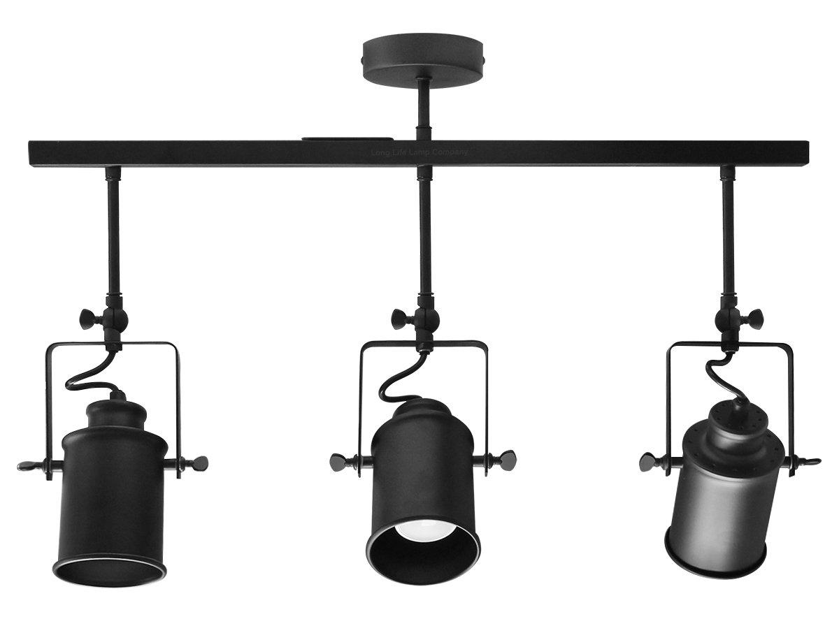 Modern Adjustable 3 Way GU10 Ceiling Spotlight Fitting ...