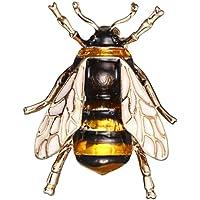 Lomsarsh Broches, Abeja insecto Broche Accesorios de ropa