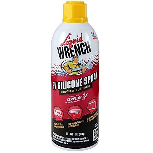 Liquid Wrench RVM914/6PDQ RV Silicone Spray - 11 oz.