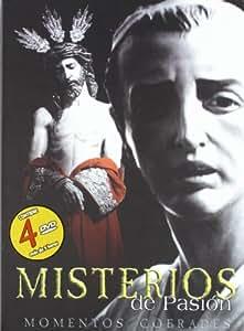 Misterios de Pasion [4dvd Box] [Alemania]