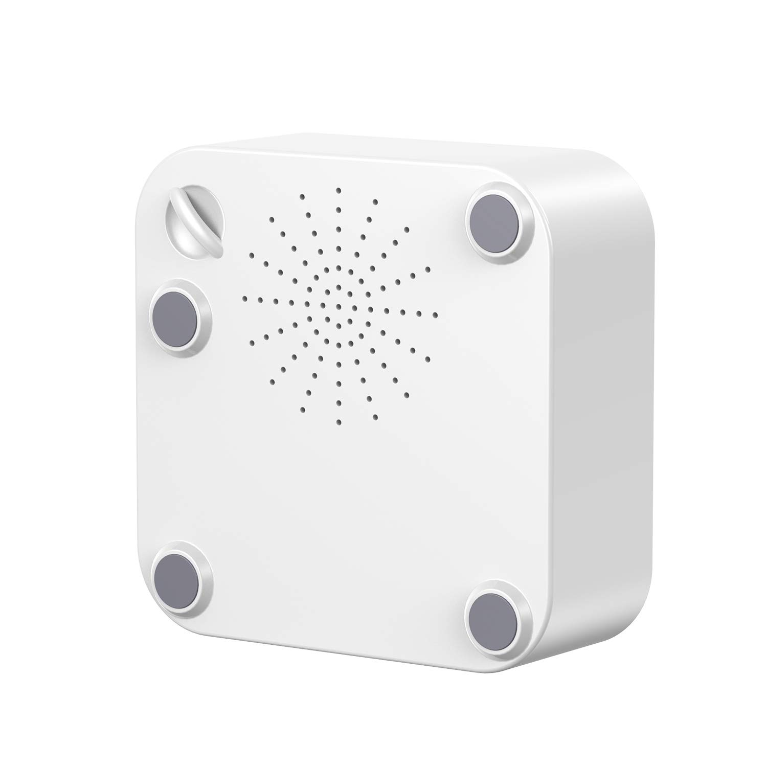 Adult Office Baby /& Travel White AIMENO Sleep Sound Machine for Baby Portable Sleep Sound Therapy for Home 3 Auto-Off Timer /& Memory Function Kid White Noise Machine