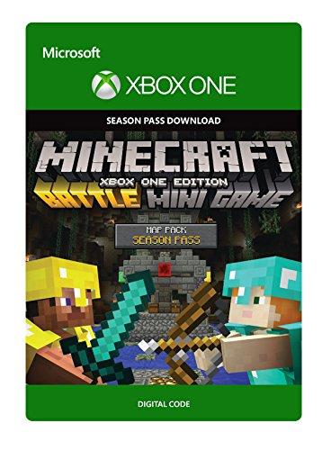 Minecraft: Battle Map Pack Season Pass - Xbox One Digital Code