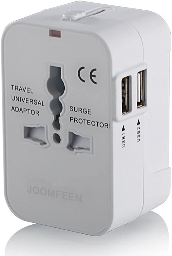 Worldwide All in One Universal Travel Adaptor Wall AC Powe.. Travel Adapter