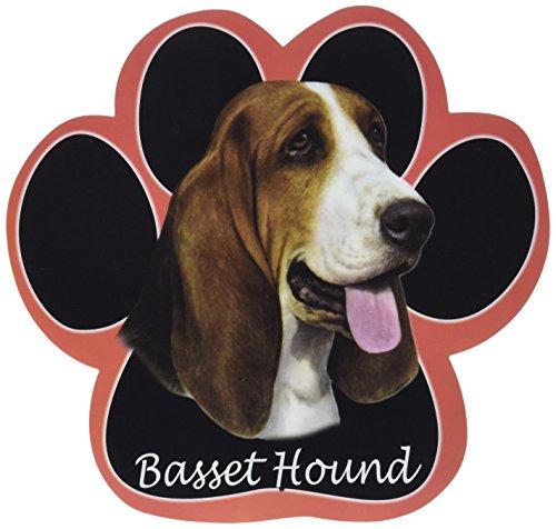 Basset Hound Dog Paw Non-Slip Mousepad