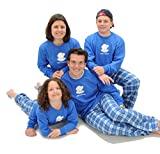 """Polar Bear """"I Need a Snowday"""" Family Winter Pajama Sets for Adults; Matching Playwear for Kids"""