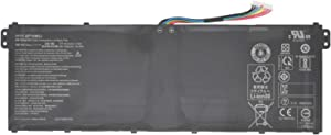 7.7V 37Wh AP16M5J Laptop Battery Replacement for Acer Aspire 1 A114-31 A114-31-C4HH A114-31-C5GM 3 A314-31 A315-21 A315-51 5 A515-51 A515-51-75UY ES1-523 ES1-523-2342 KT00205005