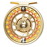 Orvis Hydros Fly Reel I Color Gold LARGE ARBOR FLY FISHING