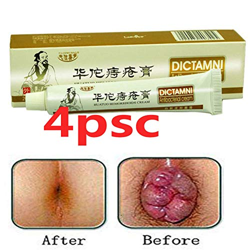 Hemorrhoids Cream-Chinese Herbal for Treatment Hemorrhoids Cream Anus Prolapse Anal Fissure Antibacterial Cream (4)