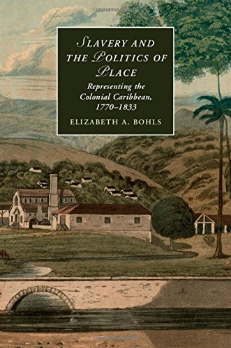 Slavery and the Politics of Place: Representing the Colonial Caribbean, 1770-1833 (Cambridge Studies in Romanticism)