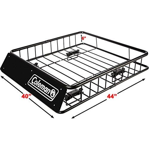 Amazon Com Coleman Roof Top Rack Cargo Carrier