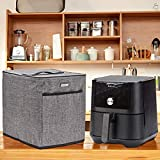 HOMEST Air Fryer Dust Cover Compatible with Instant